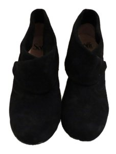 Sfft Black Suede Boots