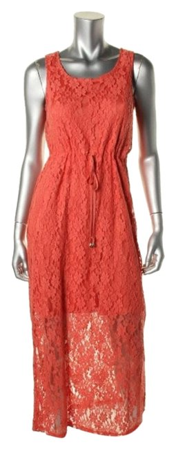 Coral Maxi Dress by Spense