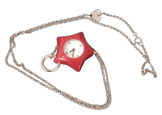 Preload https://item1.tradesy.com/images/marc-jacobs-red-star-watch-pendant-necklace-5440480-0-0.jpg?width=440&height=440