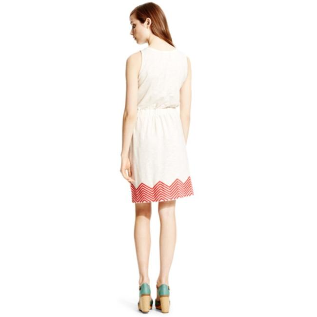 Tommy Hilfiger short dress Cream on Tradesy