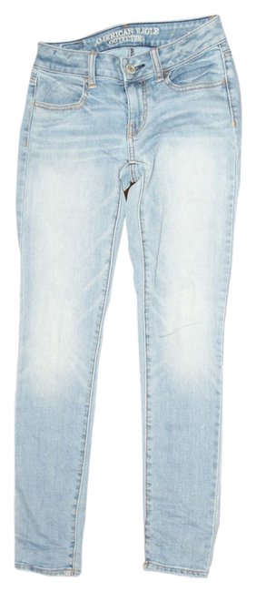 American Eagle Outfitters Jeggings-Light Wash
