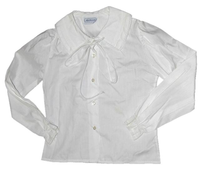 Middledale Button Down Shirt White