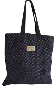 American Eagle Outfitters Tote in Dark blue
