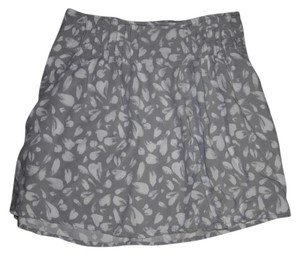 I Love H81 Skirt Gray/White