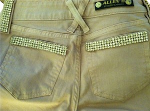 A.B.S. by Allen Schwartz Boot Cut Pants LIGHT MUAVE (PINK)