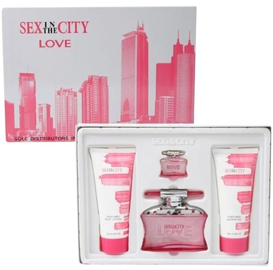 Instyle Sex in the City Love Gift Set by Instyle Perfume for Women