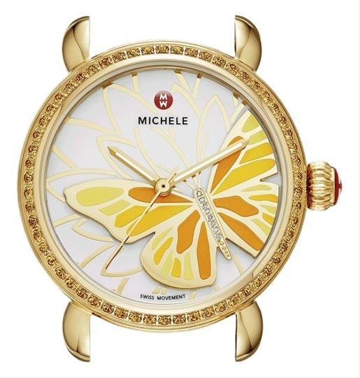 Preload https://item4.tradesy.com/images/michele-nwt-michele-garden-party-topaz-diamond-butterfly-watch-snake-skin-strap-5442733-0-0.jpg?width=440&height=440