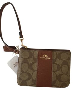 Coach Authentic Signature Coach Wallet