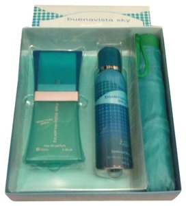 creation lamis BUENAVISTA SKY 3.3 oz/5.0 oz deodorant/umbrella For Women