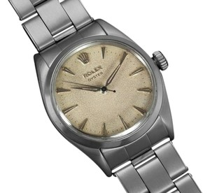 Rolex 1956 Rolex Mens Vintage Oyster Precision Ref. 6422, Stainless Steel - Classic Design