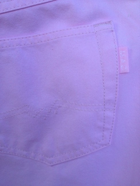 MAC jeans German Designed Made Known For Their Quality And Perfect Fit Very Comfortable Straight Pants pink & others