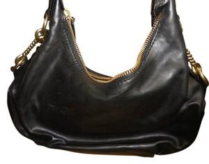 Michael Kors Gold Hobo Bag
