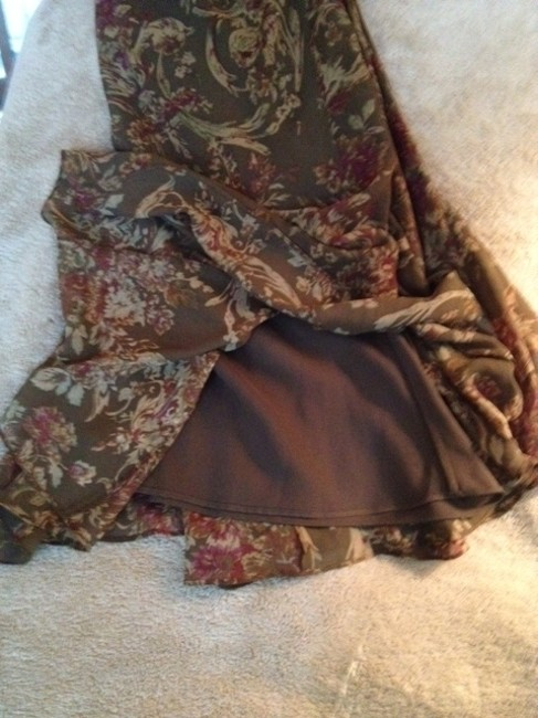 Ralph Lauren New With Tags Attached Skirt browns