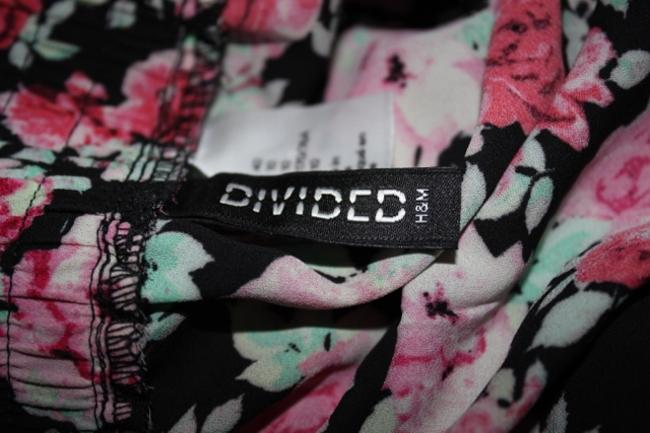 Divided by H&M Polyester Summer Dress Shorts Floral