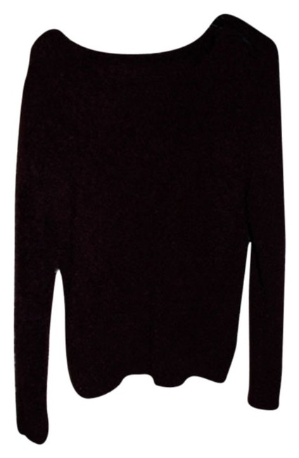 Divided by H&M Faux Fur Fall Goth Dark Gothic Sweater