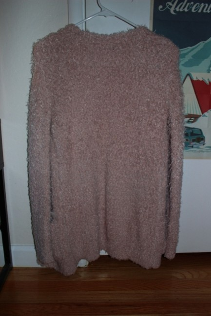French Atmosphere Faux Fur Light Fall Winter Cardigan
