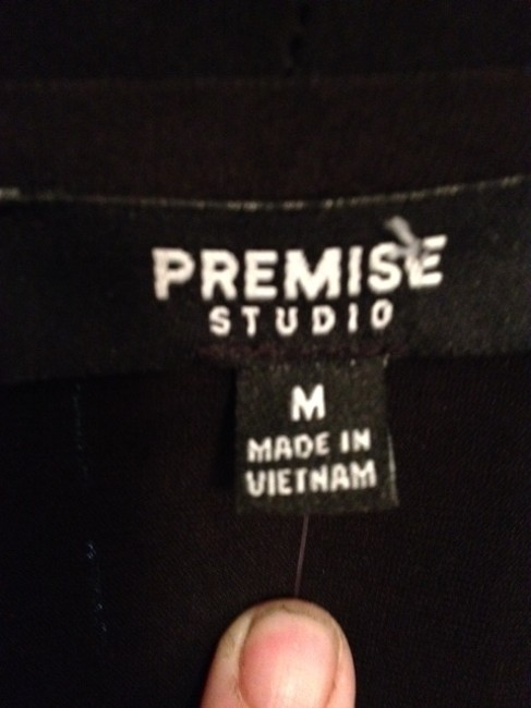 premise studio New With Tags Attached black Blazer