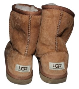 UGG Australia Camal Fall Winter Warm Camel Boots