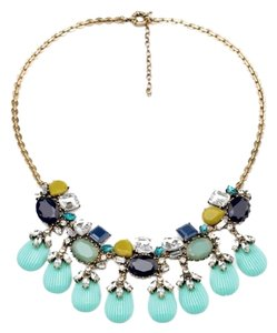 Other OASAP Color Block Layered Bib Necklace