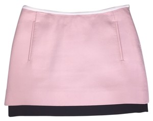 Diane von Furstenberg Mini Skirt Blush