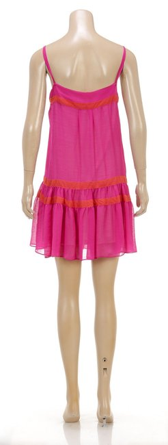 Rachel Roy short dress Pink/Orange on Tradesy