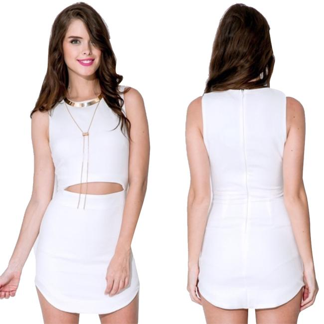 Other short dress White on Tradesy