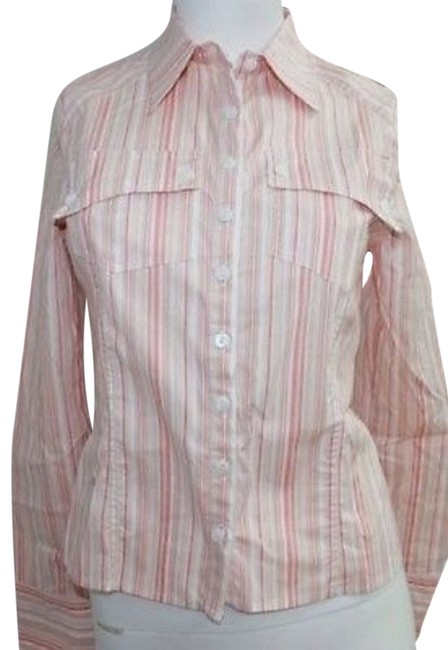 Preload https://item1.tradesy.com/images/striped-buttoned-cotton-blend-blouse-m-button-down-top-size-8-m-5444965-0-0.jpg?width=400&height=650