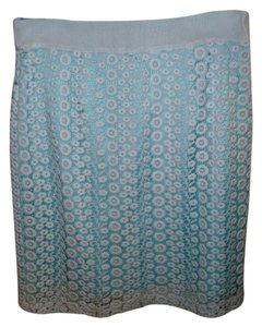 Antonio Melani Skirt light blue/white
