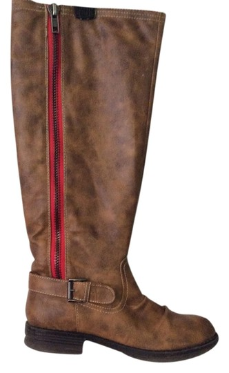 Preload https://item3.tradesy.com/images/madden-girl-tanbrown-with-red-stripe-bootsbooties-size-us-85-wide-c-d-5445472-0-0.jpg?width=440&height=440