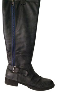 Madden Girl Dark gray/black Boots