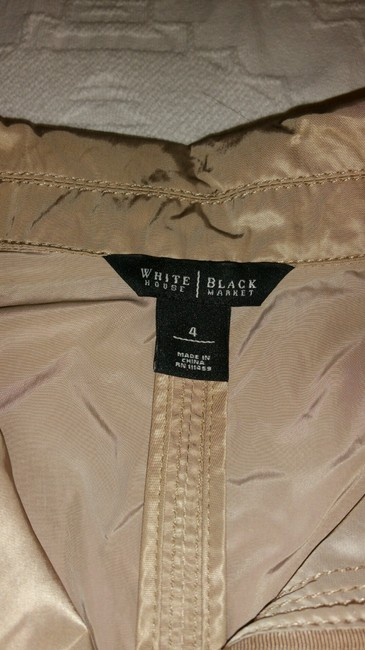 White House | Black Market Coat Military Jacket