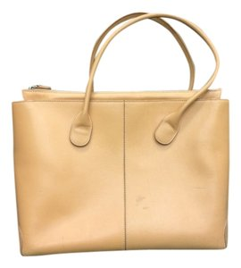 Tod's Tote in Camel