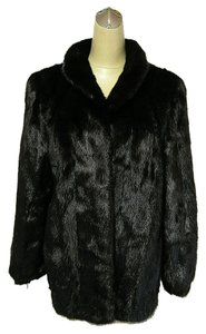 Saga Furs Fur Mink Mink Fur Jacket Real Fur Fur Coat