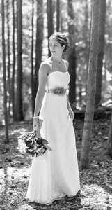 Lace Melinda Wedding Dress