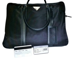 Prada Satchel Laptop Bag