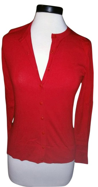 Coldwater Creek Red Blazer