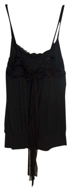 Preload https://item2.tradesy.com/images/express-blacksequinsblack-mesh-tank-topcami-size-4-s-544831-0-0.jpg?width=400&height=650