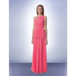 Bill Levkoff Coral Dress