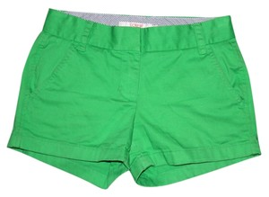 J.Crew Dress Shorts Green