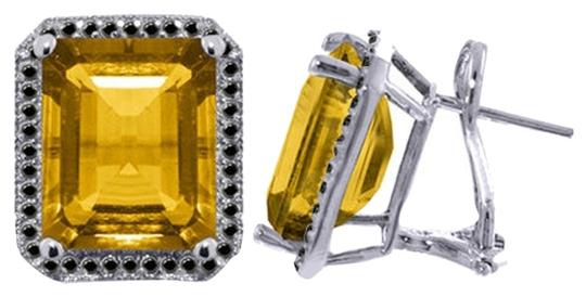 Preload https://item1.tradesy.com/images/white-gold-104-ct-14k-black-diamond-and-citrine-stud-french-clips-earrings-5448520-0-0.jpg?width=440&height=440