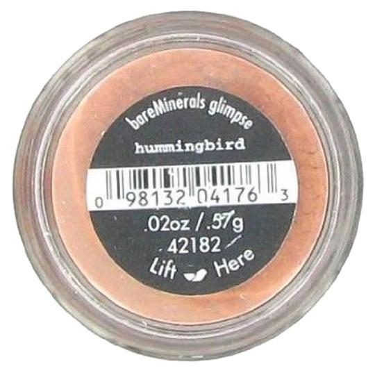 bareMinerals Bare Escentuals Hummingbird Glimpse Eye Color by BareMinerals Bare Minerals Eye Shadow .57g/.02 oz