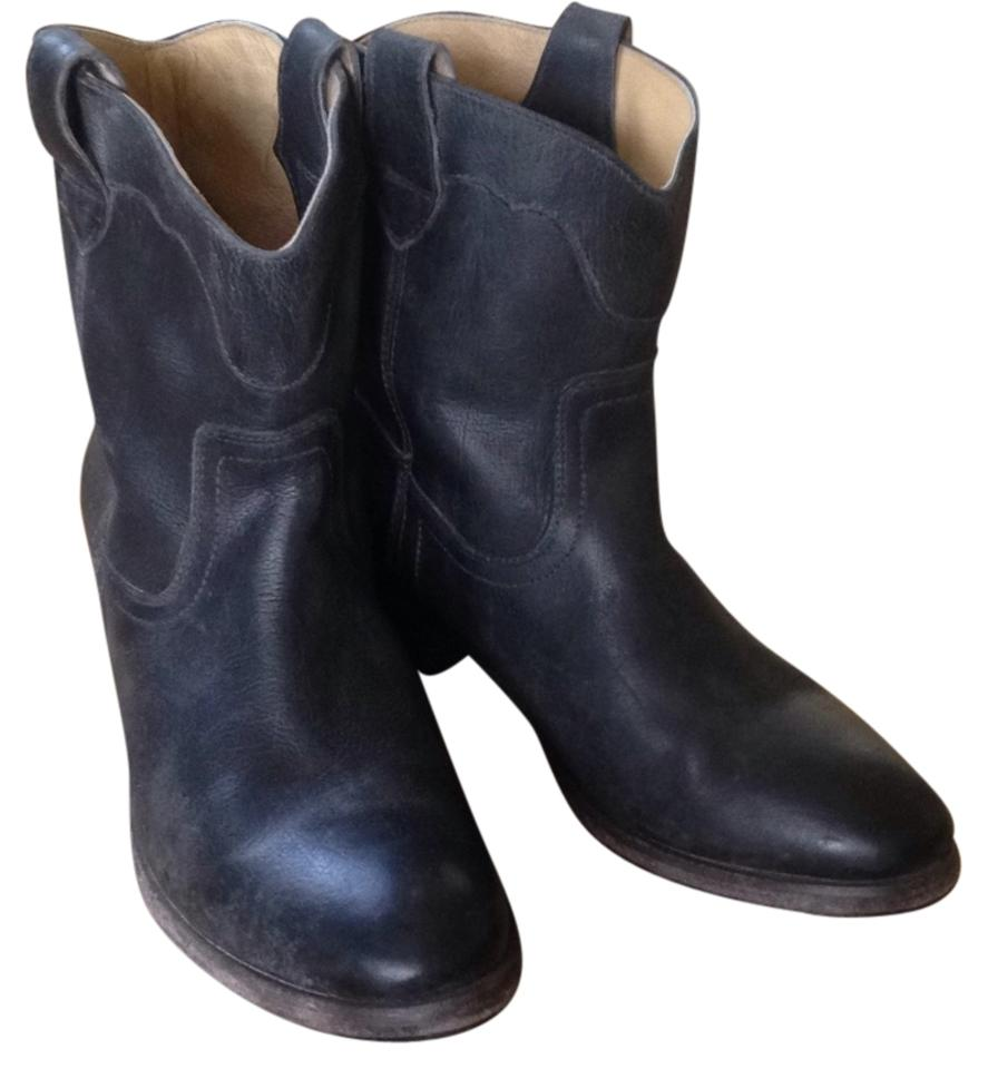 abfb92cb397 Frye Style  76213 Carson Lug Short Boots Booties Size US 9.5 Regular ...