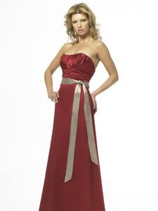 Alexia Designs Claret Style 844 Dress