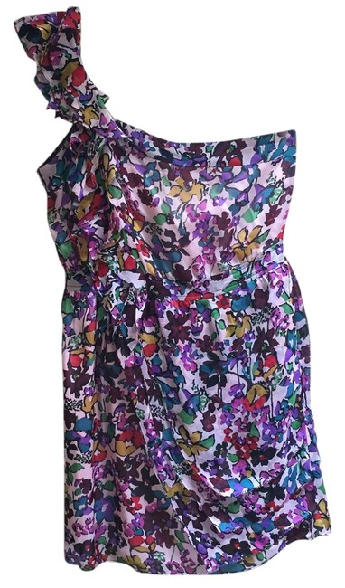 Preload https://item5.tradesy.com/images/mm-couture-dress-floral-pink-purple-5449249-0-0.jpg?width=400&height=650