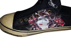 Ed Hardy Black Athletic