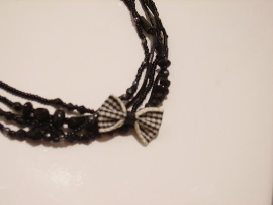 Other Unique Beaded Choker with Bow