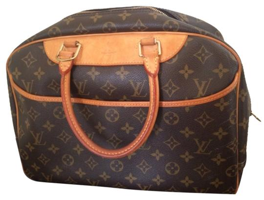 Louis Vuitton Satchel in Brown Monogram