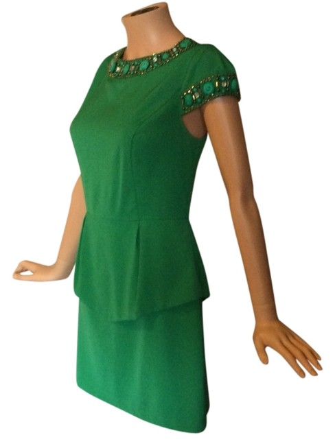 Preload https://item4.tradesy.com/images/kensie-green-night-out-dress-size-8-m-5450398-0-0.jpg?width=400&height=650