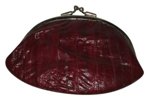 Other Vintage burgundy Clutch