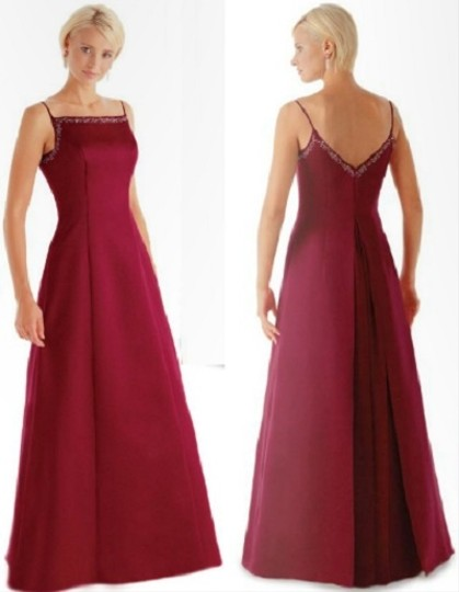 Alexia Designs Claret Style 1604 Dress
